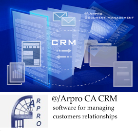 Software @/Arpro CA CRM