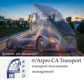 Software @/Arpro CA Transport