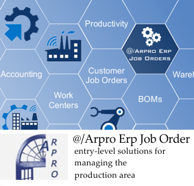 Software @/Arpro Erp Job Order