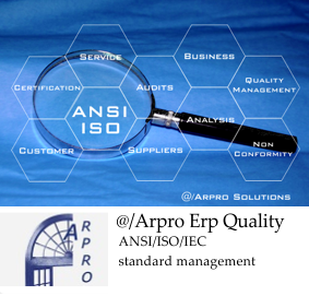 Software @/Arpro Erp Quality